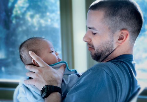 Father Infant Visitation Ohio Father's Lawyer